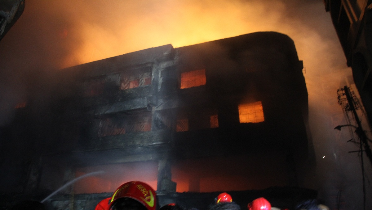 Chawkbazar fire: IEB forms 6-member investigation committee