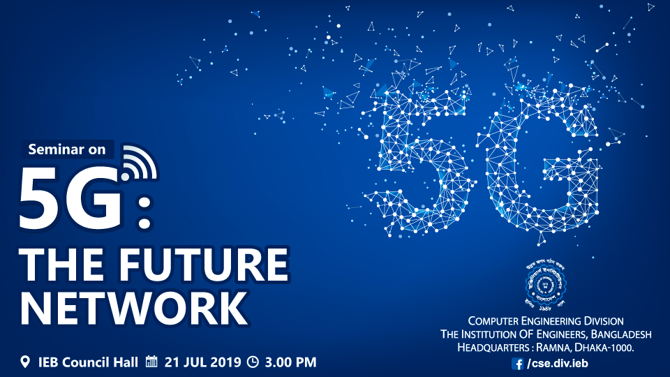 Seminar on: 5G : The Future Network