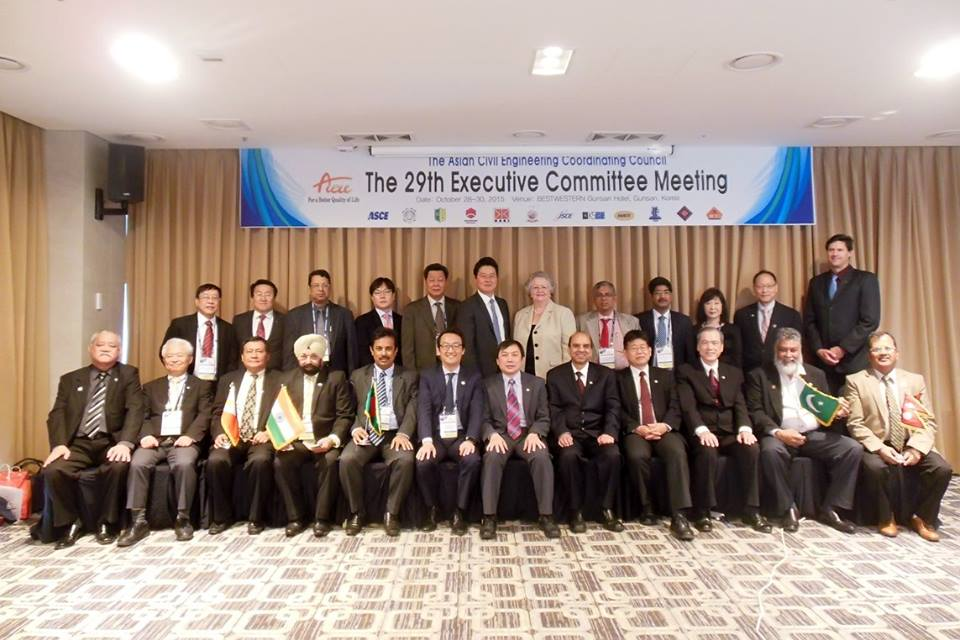 The 29th Asian Civil Engineering Coordinating Council